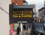 Mettricks Coffee Shop Southampton